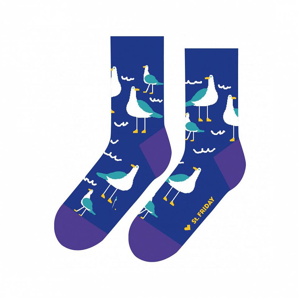 Шиншиллами марта, открытка носки